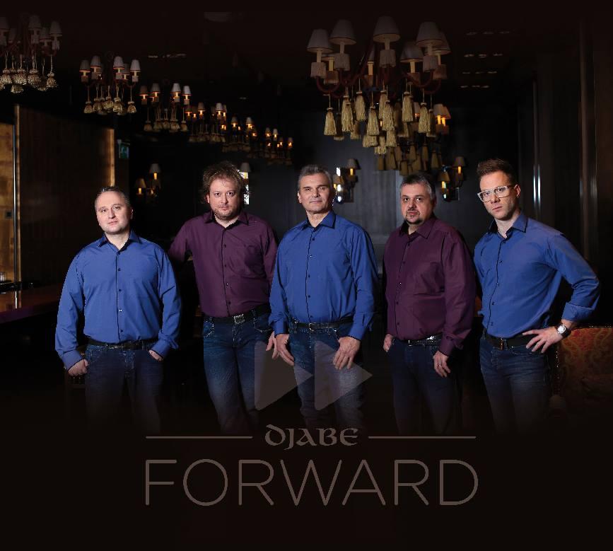 Djabe: Forward 【予約受付中】