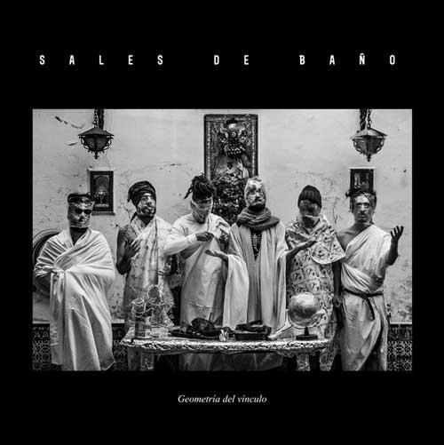 Sales De Bano: Geometria Del Vinculo(LP) 【予約受付中】