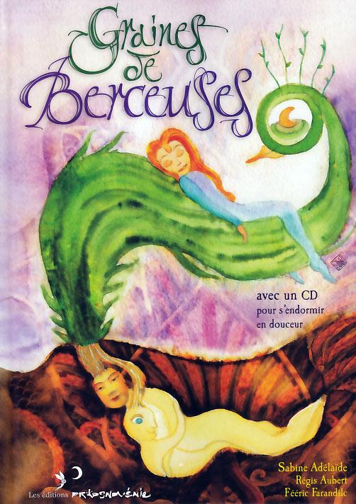 Graines de Berceuses (Book + CD) 【予約受付中】