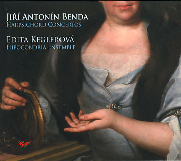 Jiri Antonin Benda: Harpsichord Concertos, Vol. II