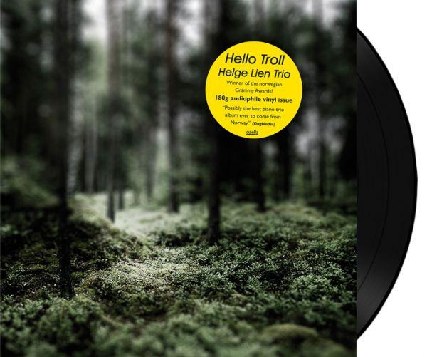 Helge Lien Trio: Hello Troll (LP) 【予約受付中】