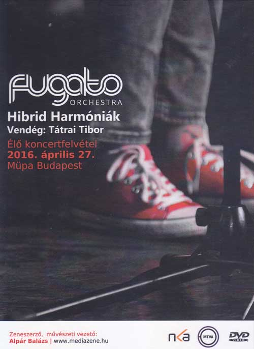 Fugato Orchestra: Hibrid Harmonies - Live(DVD)  【予約受付中】