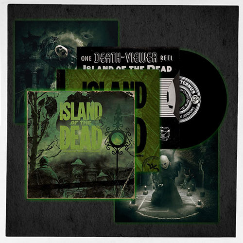 Sopor Aeternus & The Ensemble Of Shadows: Island of the Dead(CDL) 【予約受付中】