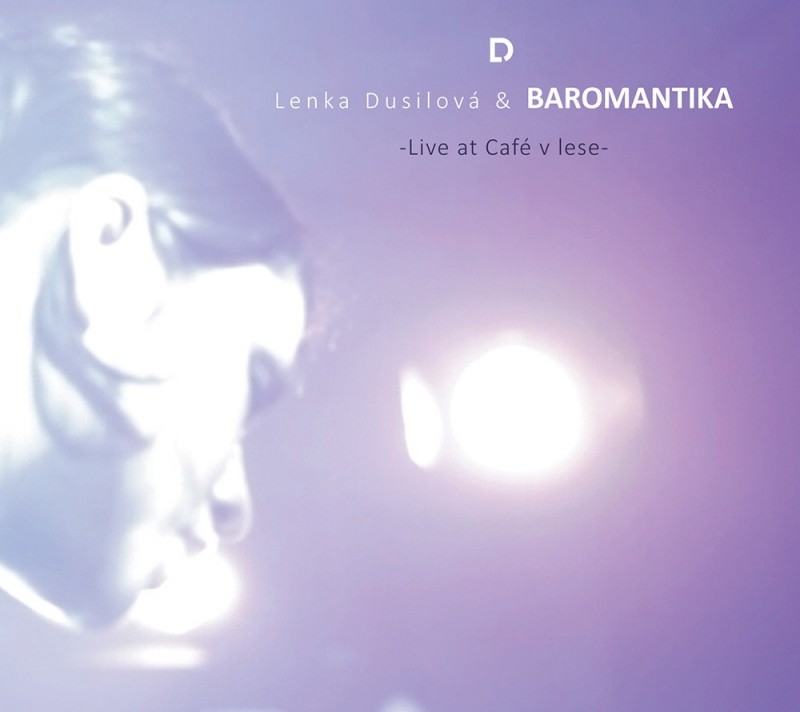Lenka Dusilova: Live at Cafe v lese (CD+DVD) 【予約受付中】
