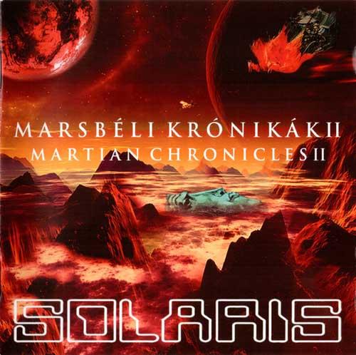 Solaris: Martian Chronicles II 【予約受付中】