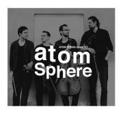 Atom String Quartet: Atomsphere (2CD)【予約受付中】