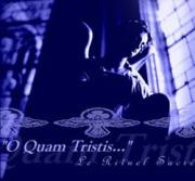 O Quam Tristis: Le Rituel Sacre 【予約受付中】