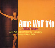 Anne Wolf Trio: Amazone 【予約受付中】