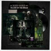 Sopor Aeternus & The Ensemble Of Shadows: Island of the Dead(2LP) 【予約受付中】