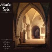 Splendor Solis: ...letum - non omnia finit...【予約受付中】