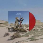 Kuba Kapsa: Supersonic Moth(Clear Red Vinyl) 12'' 【予約受付中】
