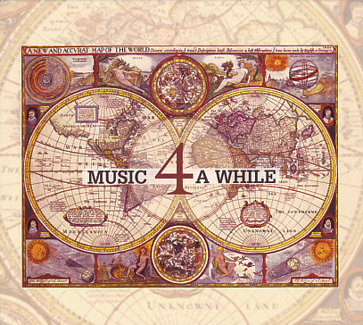 Music 4 a while: Music 4 a while 【予約受付中】