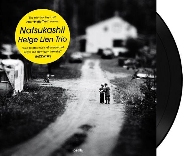 Helge Lien Trio: Natsukashii (LP) 【予約受付中】