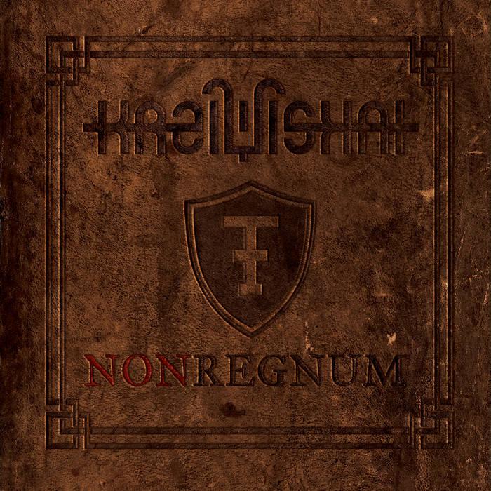 Kreiviskai: Nonregnum CD 【予約受付中】