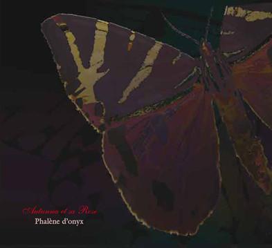 Autunna Et Sa Rose: Phalene D'onyx  【予約受付中】