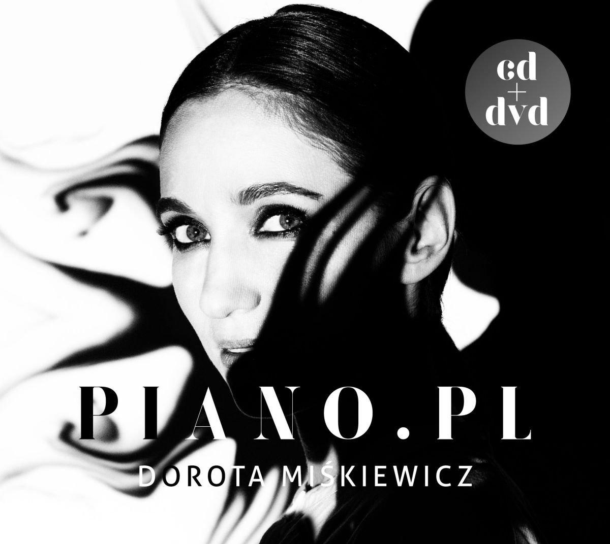 Dorota Miskiewicz: Piano.Pl (CD+DVD) 【予約受付中】