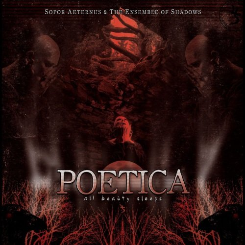 Sopor Aeternus & The Ensemble Of Shadows: Poetica CD+Book edition 【予約受付中】