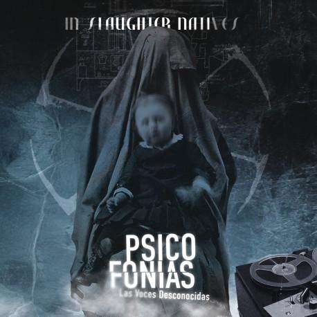 In Slaughter Natives: Psicofonias: Las Voces Desconocidas(reissue) 【予約受付中】