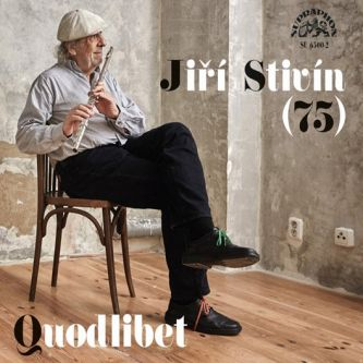 Jiri Stivin: Quodlibet(3CD)  【予約受付中】