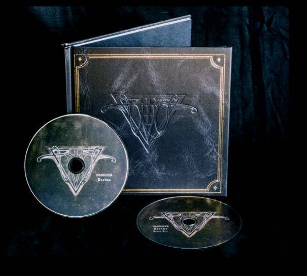 Darkher: Realms (2CD Book) 【予約受付中】
