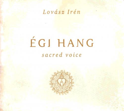 Lovasz Iren: Sacred Voice 【予約受付中】