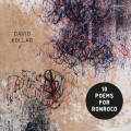David Kollar: 10 Poems For Ronroco / Crime On The Bunny(2CD)  【予約受付中】