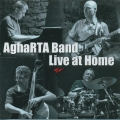 AghaRTA Band: Live At Home 【予約受付中】
