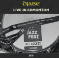 Djabe: Live in Edmonton(2CD) 【予約受付中】