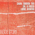 Sabin Todorov Trio: Inside Story 【予約受付中】
