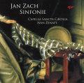 Jan Zach: Sinfonie [arta]