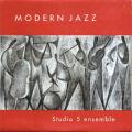 Karel Velebny and SHQ Studio 5 Ensemble: Modern Jazz  【予約受付中】