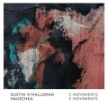 Dustin O'Halloran / Hauschka: 3 movements / 5 movements(LP+CD)  【予約受付中】