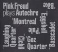 Pink Freud: Plays Autechre 【予約受付中】