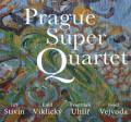Emil Viklicky a Jiri Stivin Uhlir & Vejvoda: Prague Super Quartet  【予約受付中】