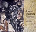 Quasars Ensemble : Schonberg, Albrecht, Hindemith 【予約受付中】