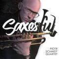 Piotr Schmidt Quartet: Saxesful 【予約受付中】