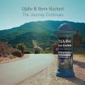 Djabe & Steve Hackett: The Journey Continues(2CD+DVD) 【予約受付中】