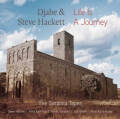 Djabe & Steve Hackett: Life Is A Journey - The Sardinia Tapes(CD+DVD) 【予約受付中】