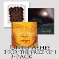 Unto Ashes: 3-for-the-price-of-1 CD 3-pack 【予約受付中】