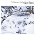 Aki Rissanen: Jussi Lethoven Quartet with Dave Liebman  【予約受付中】