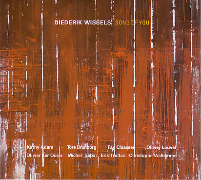 Diederik Wissels: Song of You 【予約受付中】