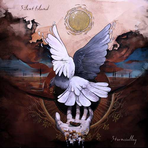 Silent Island: Stormvalley(LP+CD) 【予約受付中】