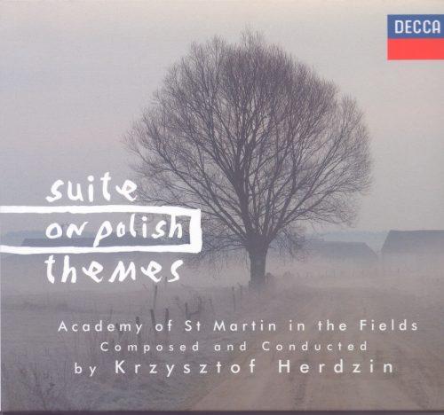 Krzysztof Herdzin: Suite On Polish Themes 【予約受付中】
