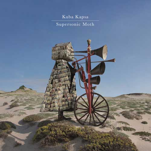 Kuba Kapsa: Supersonic Moth 【予約受付中】