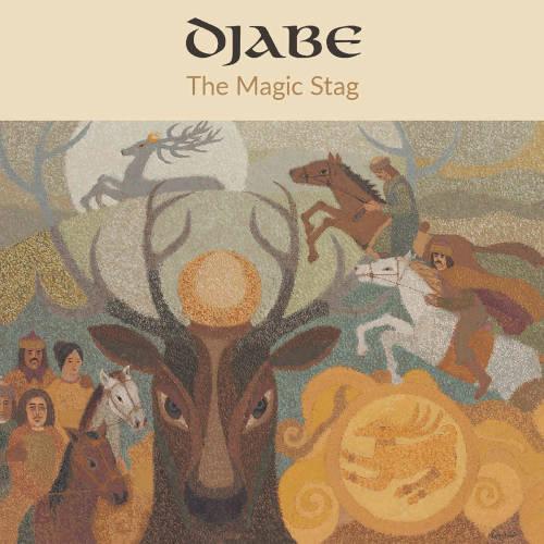 Djabe: The Magic Stag(CD/DVD) 【予約受付中】