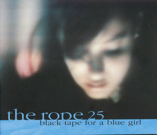 Black Tape For A Blue Girl: The Rope 25(2CD)  【予約受付中】