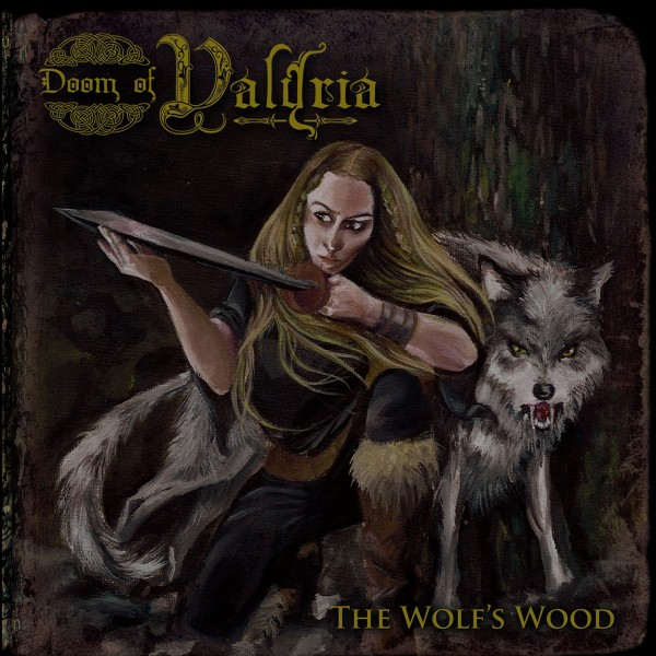 Doom of Valyria: The Wolf's Wood 【予約受付中】