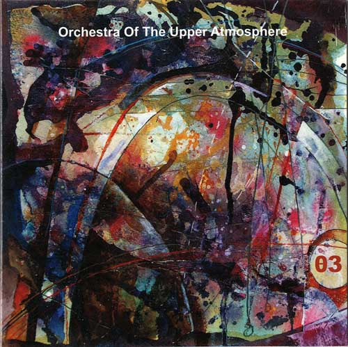 Orchestra Of The Upper Atmosphere: Theta Three(2CD)   【予約受付中】