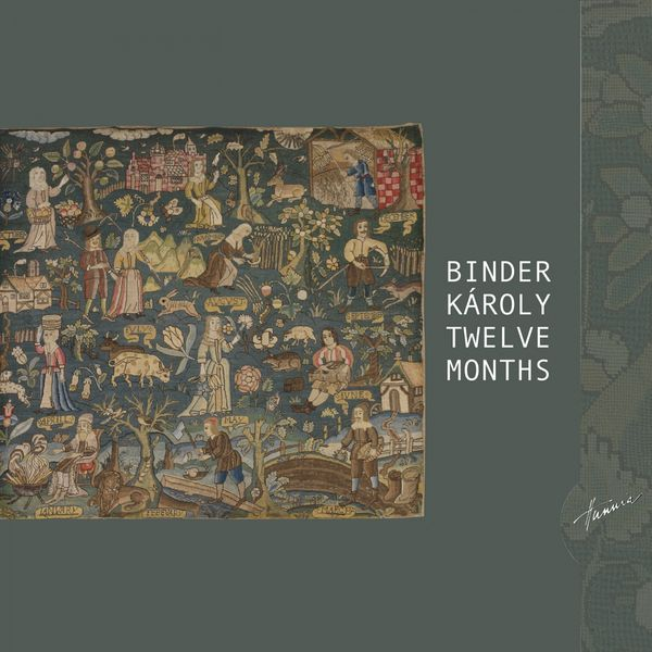 Karoly Binder: Twelve Months  【予約受付中】