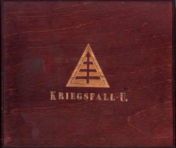 Kriegsfall-U: Untitled Box